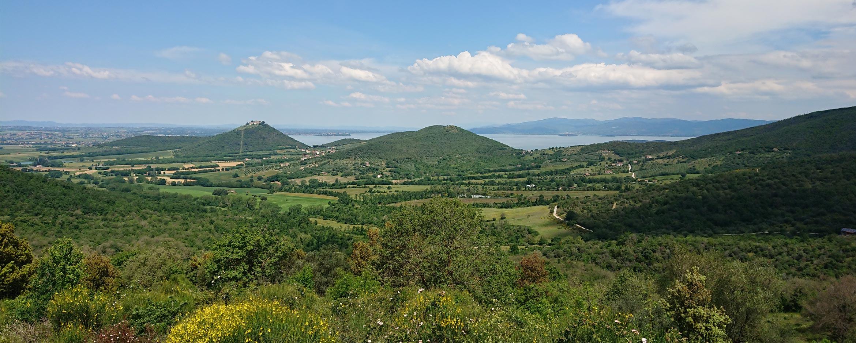 Tour Castello di Fontignano e di Montali